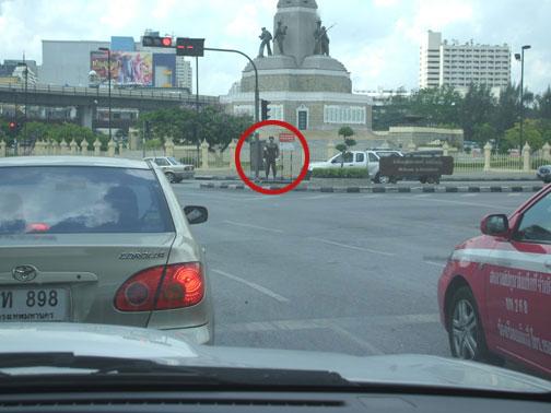 Scarecrow_police_thailand
